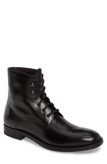 To Boot New York Astoria Plain Toe Boot, Black