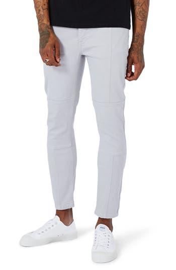 Topman Stretch Slim Fit Jeans, Blue