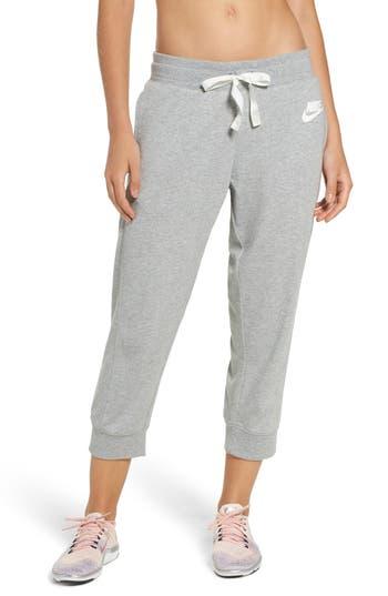 Nike Sportswear Gym Capris, Grey
