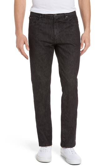 Rvca Daggers Slim Fit Jeans, Size - (Heritage Black) (Online Only)