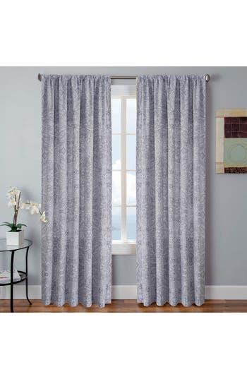 Vera Laney Window Panels, Size One Size - Grey