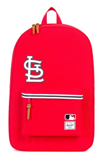 Herschel Supply Co. Heritage St. Louis Cardinals Backpack - Red