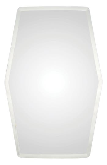 Renwil Tel Aviv Mirror, Size One Size - White