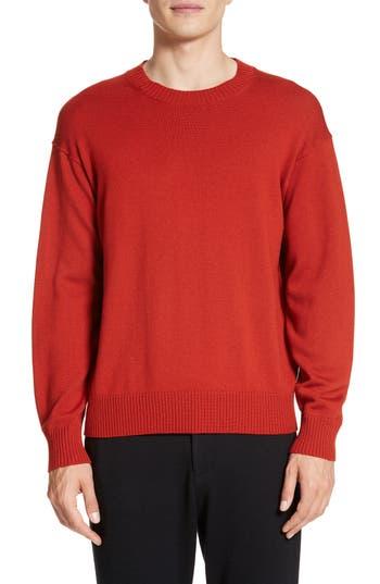 Tomorrowland Merino Sweater, Red