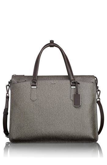 Tumi Nita Commuter Briefcase - Grey