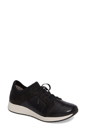 Dansko Cozette Slip-On Sneaker-6- Black
