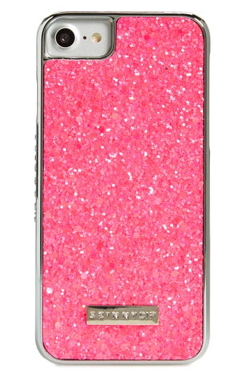 Skinnydip Electric Iphone 6/7 Phone Case - Pink