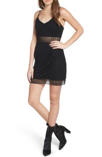 Nbd Brielle Minidress, Black