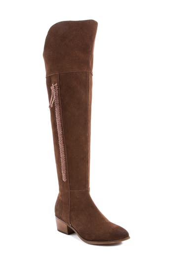 Latigo Sabine Knee High Boot, Brown