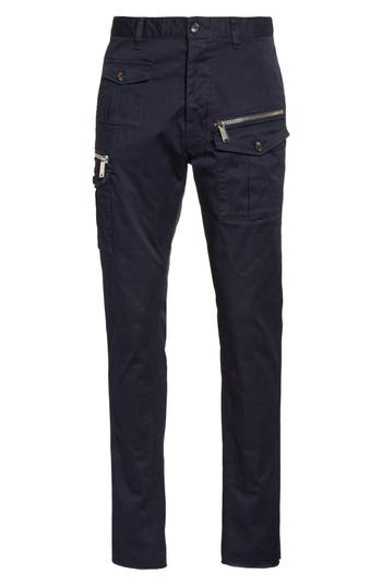Dsquared2 Cargo Pants, Blue