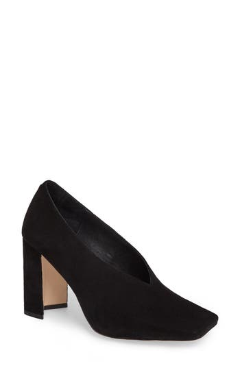 Jeffrey Campbell Cyrille Pump- Black
