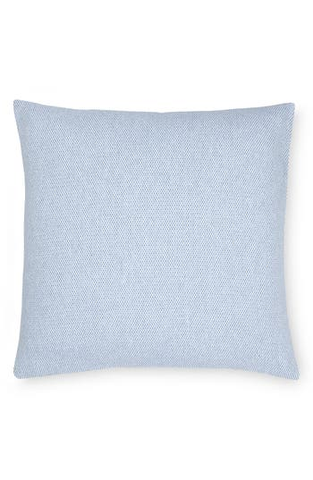 Sferra Terzo Accent Pillow, Size One Size - Blue
