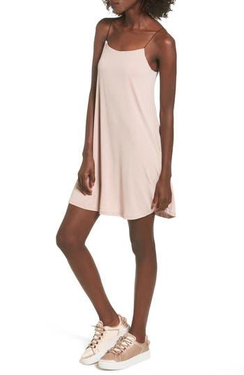 Women's Lush Slipdress, Size Medium - Pink