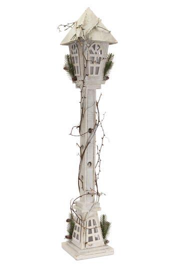 Melrose Gifts LightUp Birdhouse Lamp Post