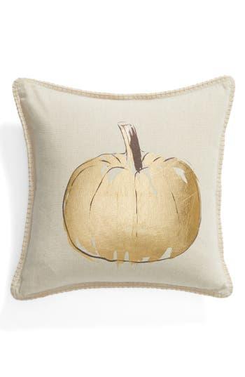 Levtex Pumpkin Pillow, Size One Size - Beige