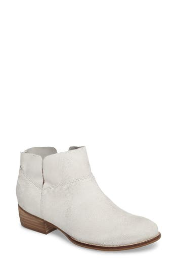 Seychelles Snare Towel Bootie, White