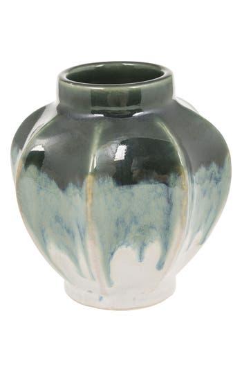 Eightmood Small Bora Vase, Green