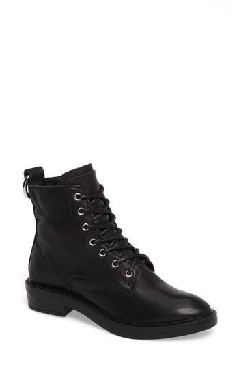 Dolce Vita Combat Boot, Black