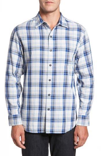 Men's Tommy Bahama Aladdin Standard Fit Plaid Sport Shirt