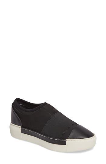 Jslides Voila Slip-On Sneaker- Black