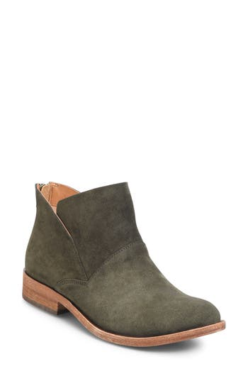 Kork-Ease Ryder Ankle Boot, Green