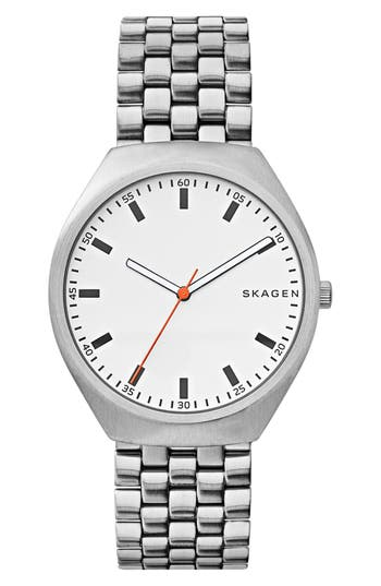 Skagen Grenen Bracelet Watch, 40Mm