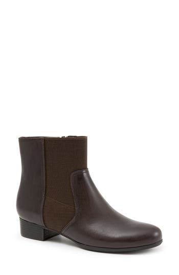 Trotters Monte Bootie, Brown