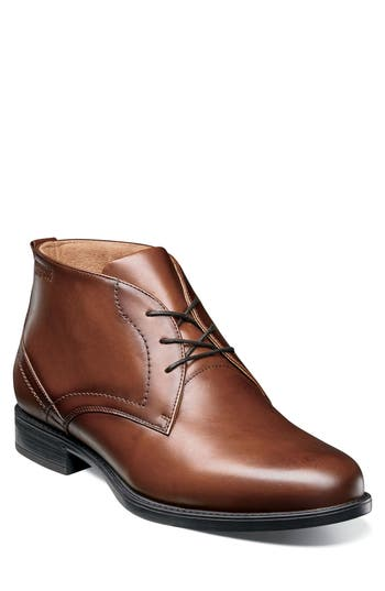 Florsheim Midtown Waterproof Chukka Boot EEE - Brown