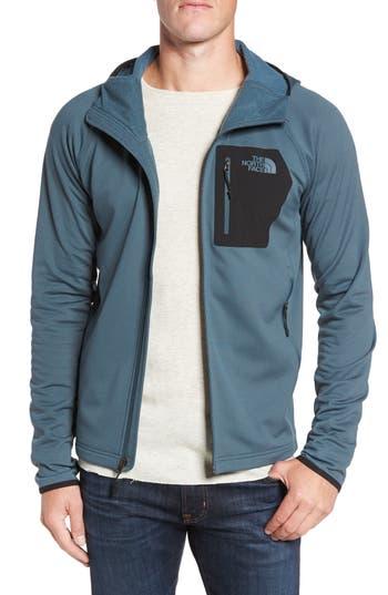 The North Face Borod Zip Fleece Jacket, Blue