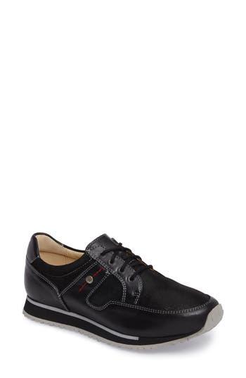 Wolky E-Walk Sneaker - Black