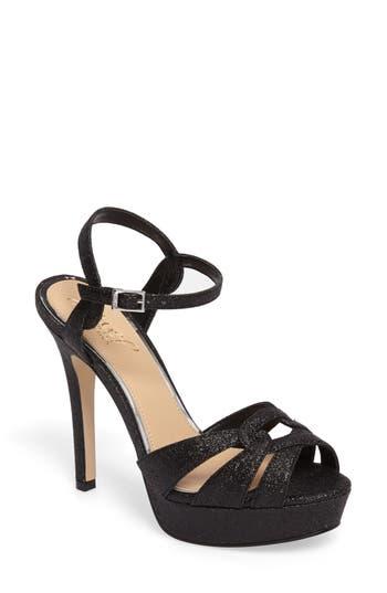 Women's Jewel Badgley Mischka Alysa Platform Sandal