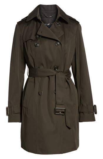 Women's London Fog Heritage Trench Coat With Detachable Liner