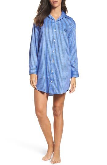 Women's Lauren By Ralph Lauren Paisley Sleep Shirt
