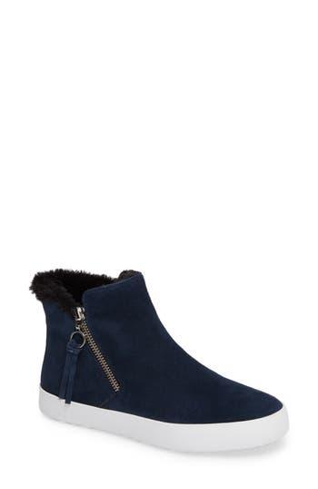 Rebecca Minkoff Shelly High Top Sneaker, Blue
