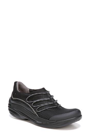 Bzees Pisces Slip-On Sneaker, Black