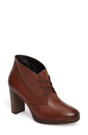 Paul Green Ophelia Lace-Up Bootie, US / 4.5UK - Brown