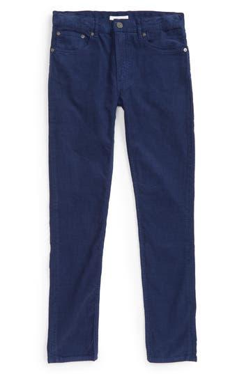 Boy's Burberry Corduroy Skinny Pants