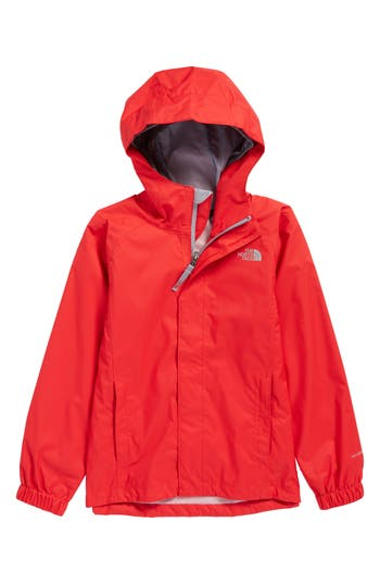 Boys The North Face Resolve Waterproof Jacket