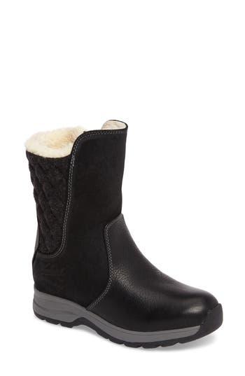 Woolrich Palmerton Waterproof Trail Boot- Black