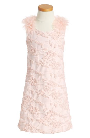 Girls Iris  Ivy Social Shift Party Dress Size 5  Pink
