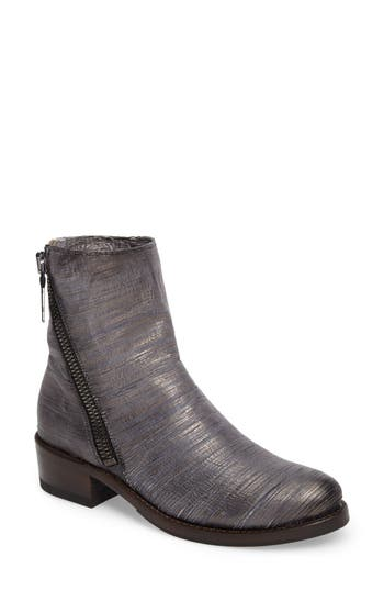Women's Frye Demi Zip Bootie, Size 5.5 M - Grey