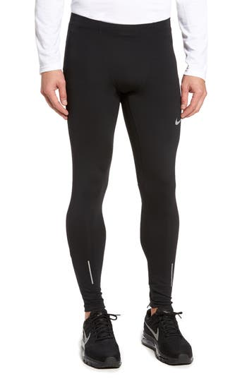 Nike Therma Dry Running Tights, Black