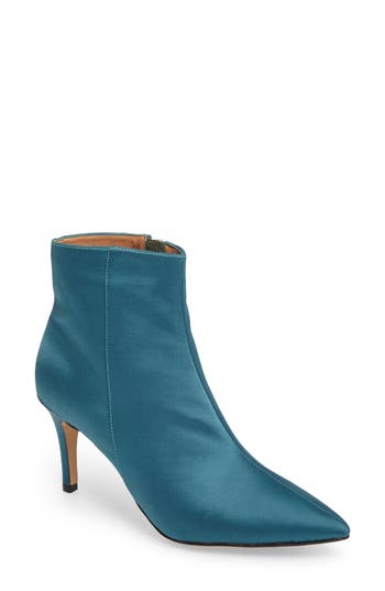 Halogen Anita Bootie, Blue/green