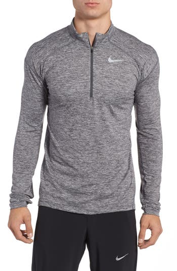Nike Dry Element Running Top, Grey