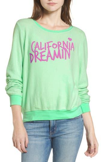 Women's Dream Scene California Dreamin Sweatshirt at NORDSTROM.com