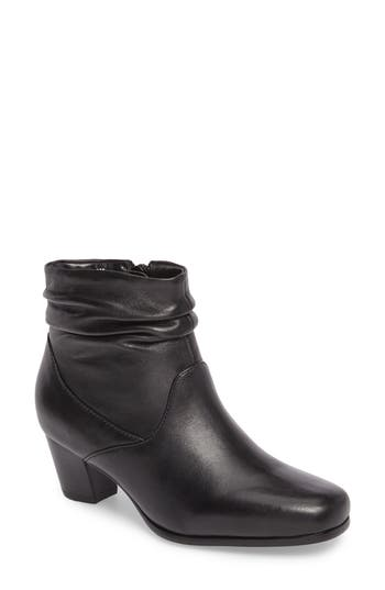 David Tate Shadown Bootie, Black