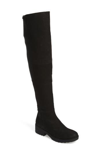 Eileen Fisher Loft Over The Knee Boot, Black