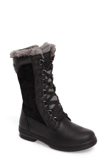 Kodiak Glata Waterproof Boot, Black