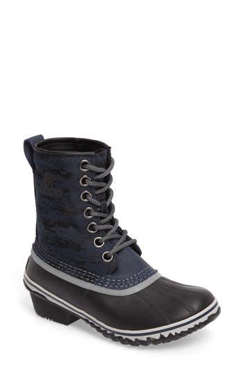 Sorel Slimpack 1964 Waterproof Boot, Blue