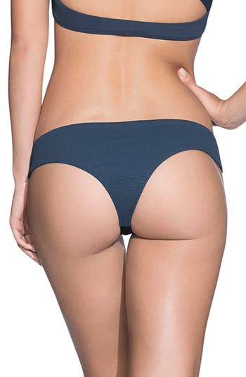 Maaji Stargazer Sublime Signature Reversible Bikini Bottoms, Blue